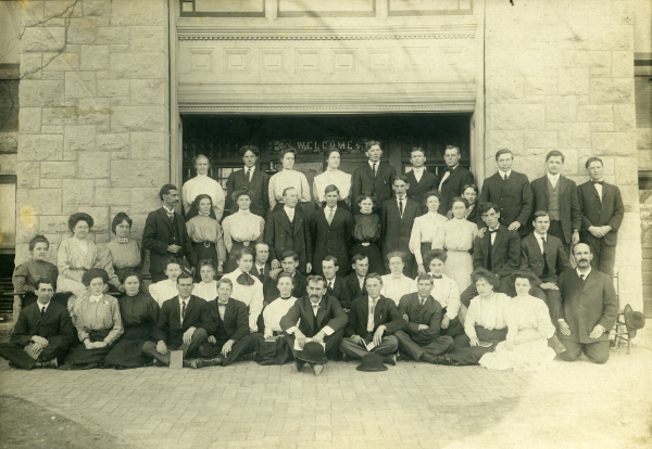The original 72 (between 1891-1898)| PC: Union College Heritage Room