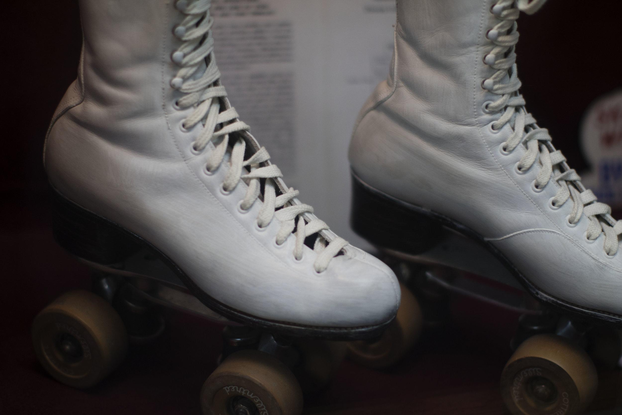 Roller Skating - falling in style ... horizontally | PC: Kayla Potts