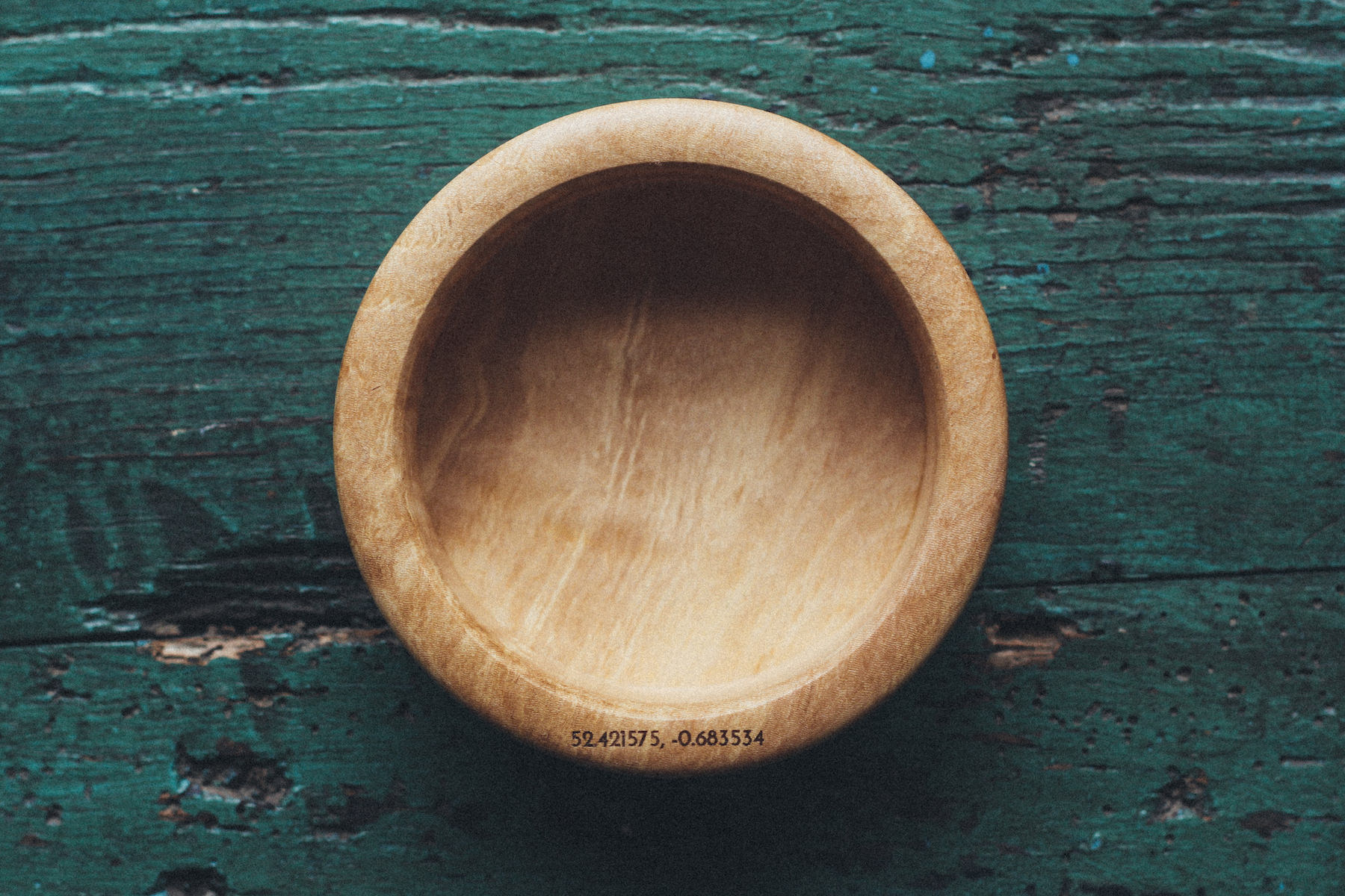 Our products are unique: for example the Heritage Shave Set has GPS coordinates showing where the timber was grown