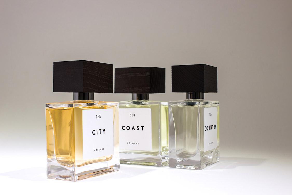 UNITE: the world's first premium blending cologne for men.