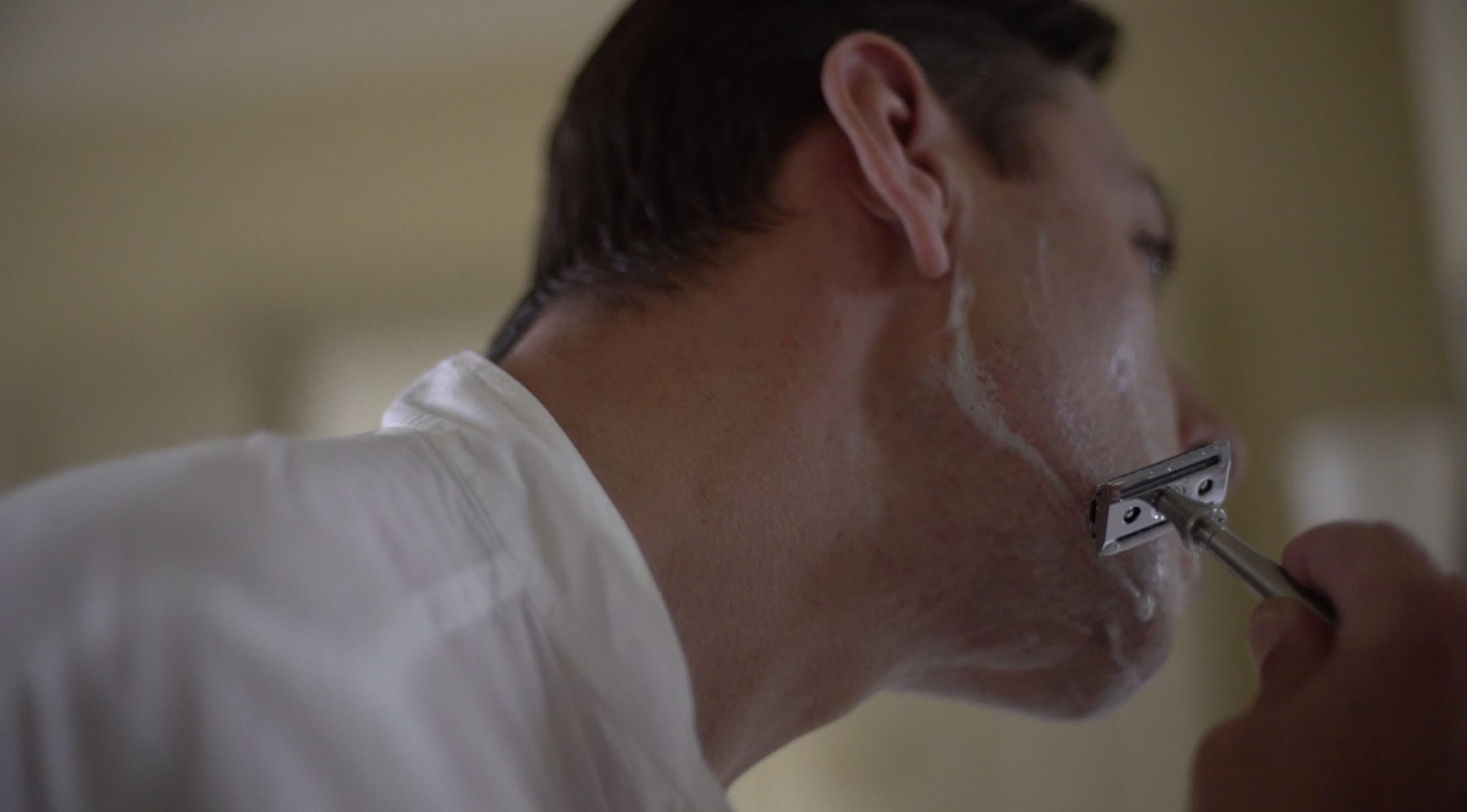 A safety razor shave is a ritual, not a chore