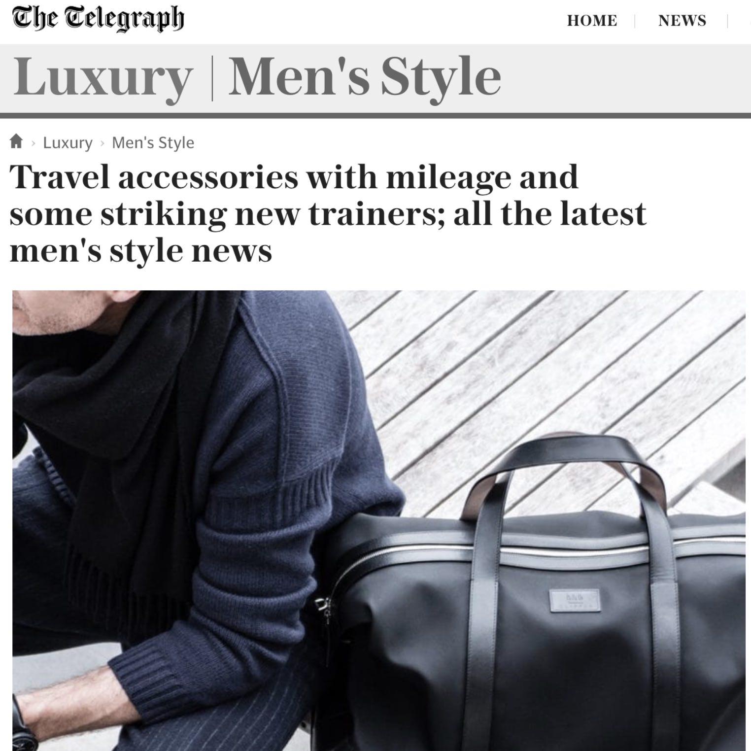 Telegraph Thomas Clipper Article.jpg