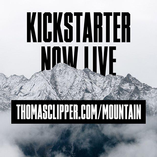That's right. It begins... . . . #nichefragrance #crowdfunding #crowdfundingcampaign #kickstarter #mountain #supermundane #rareperfume #scent #design #madeinbritain #citizensoftheworld #community #cologne #mensfragrance  @kickstarter @wdc_studio @supermundane @mfhbrown @loandbeholdproductions @antonioweiss48