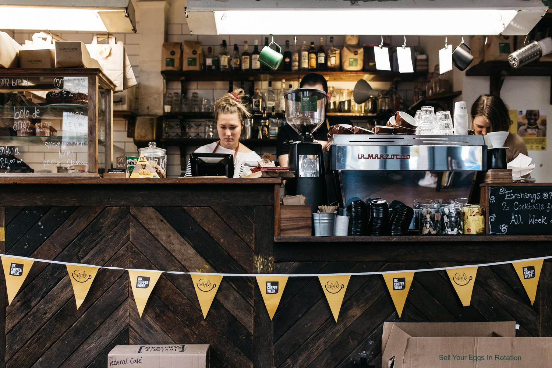 Federal Cafe Bar