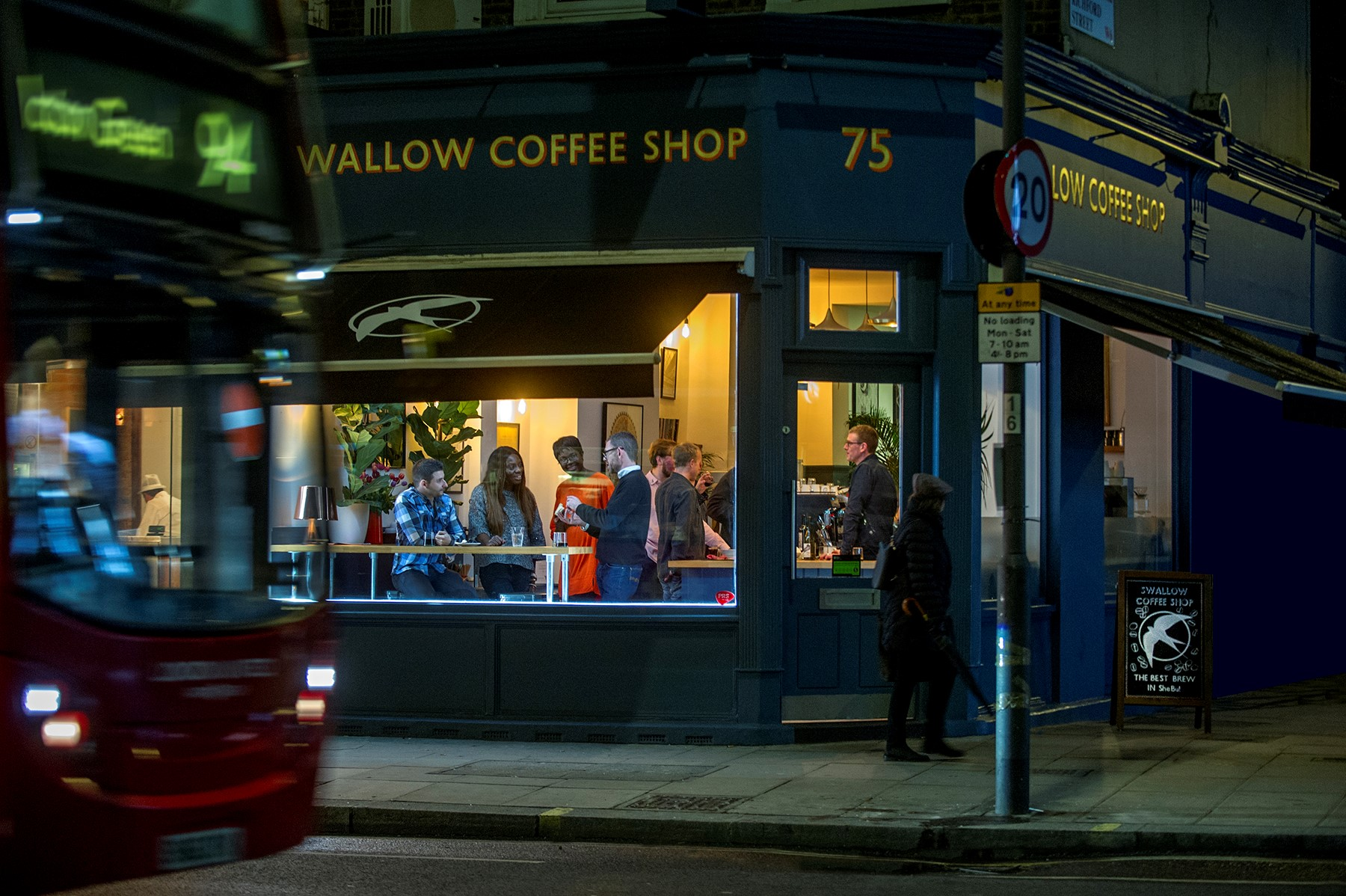 Photo by Swallow Coffee Shop