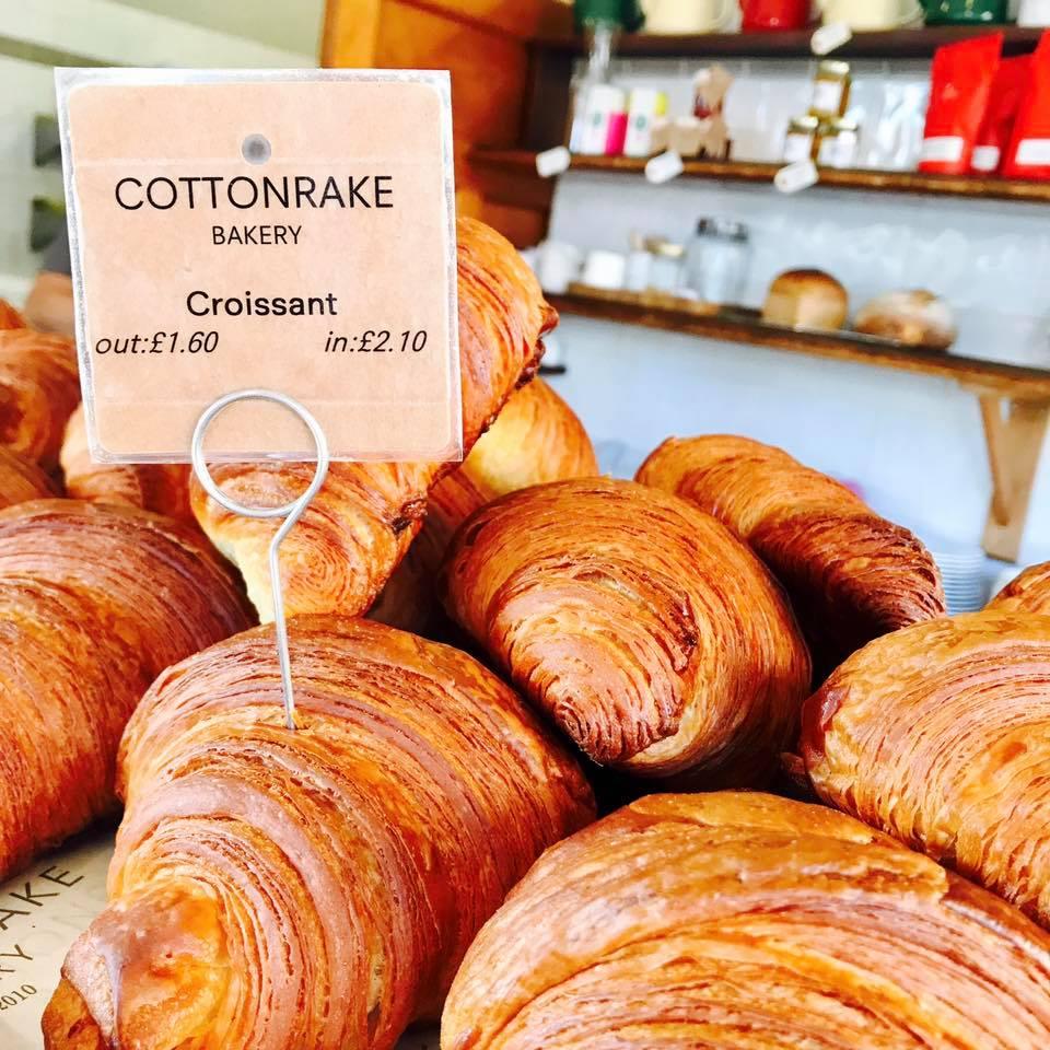 UKCW - 2018 - Cottonrake Bakery croissant - Cottonrake.jpg