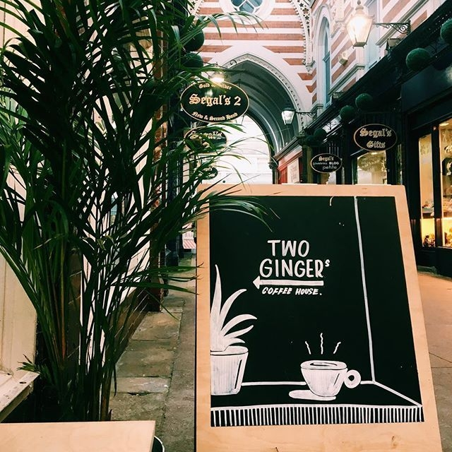 UKCW - 2018 - Two Gingers Coffee sign - Two Gingers.jpg