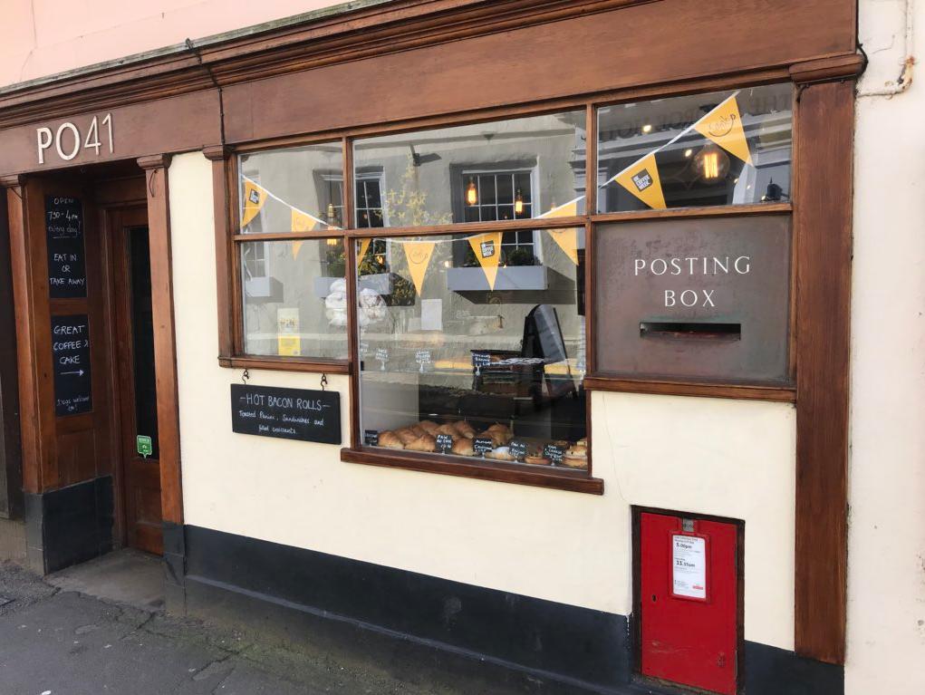 PO41 Coffee House