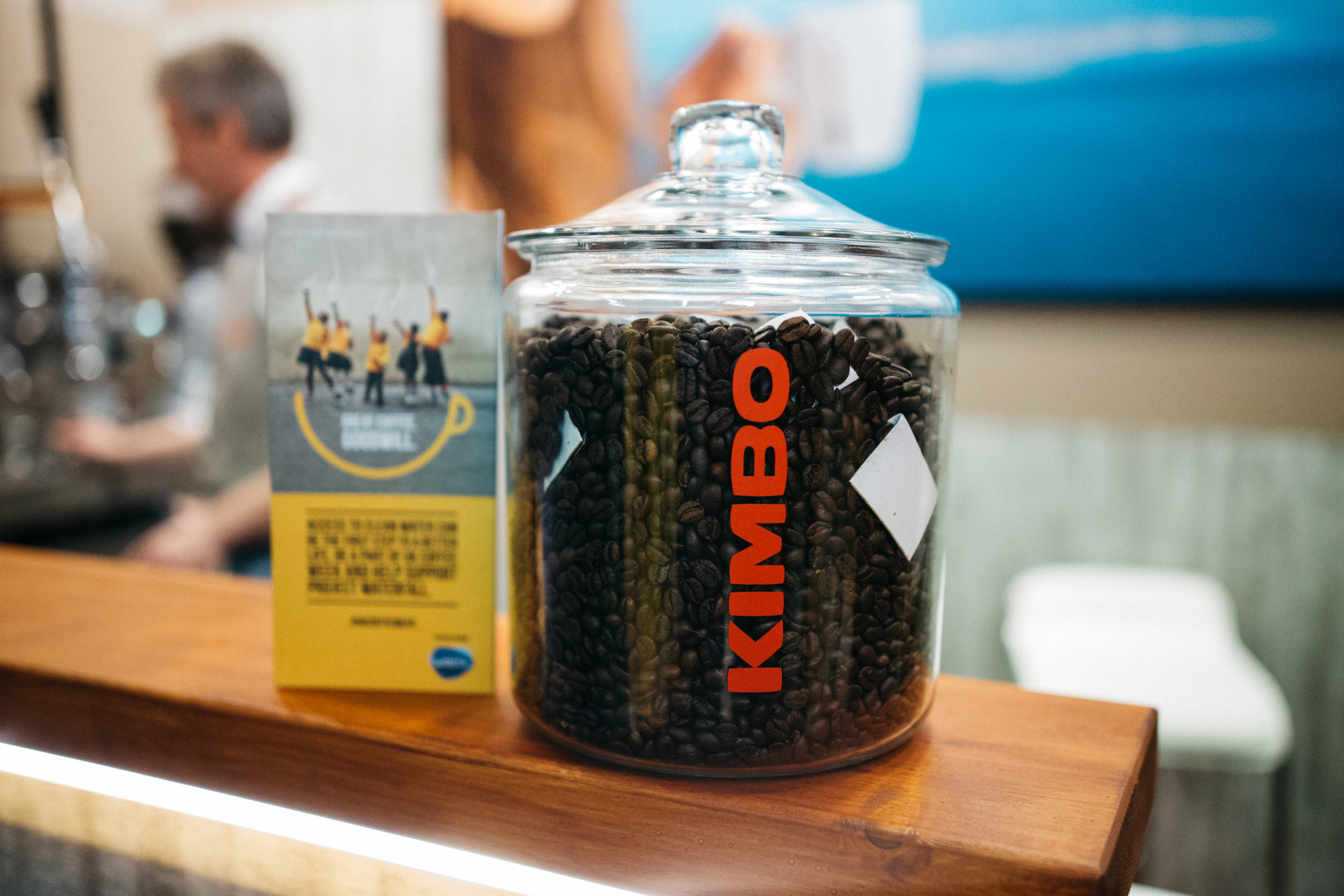 Kimbo Espresso Italiano Uk Coffee Week 2019 Industry