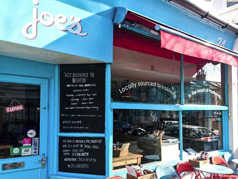 PC:  Joe's Cafe