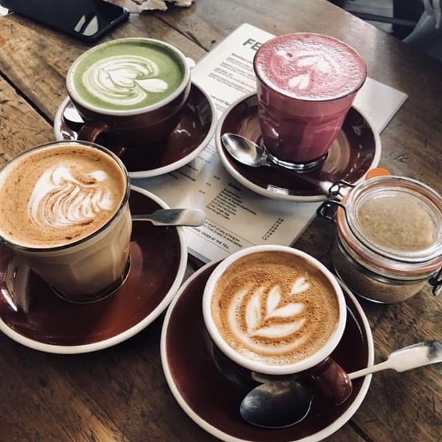 PC:  Federal Café & Bar