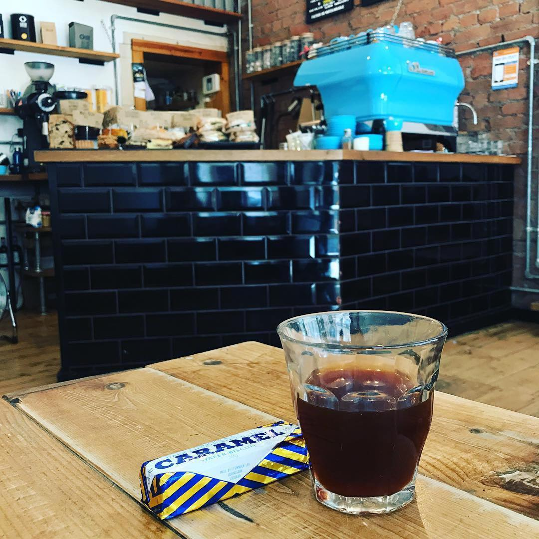 6.    Small Street Espresso    Pair a little sweet treat with your coffee at this espresso and brew bar on Small Street…