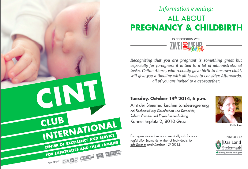 CINT Pregnancy