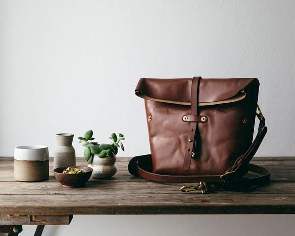 Rural Kind + The Future Kept: Oak Leather Roam