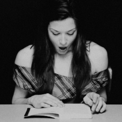 Stoya orgasms on camera for Hysterical Literature