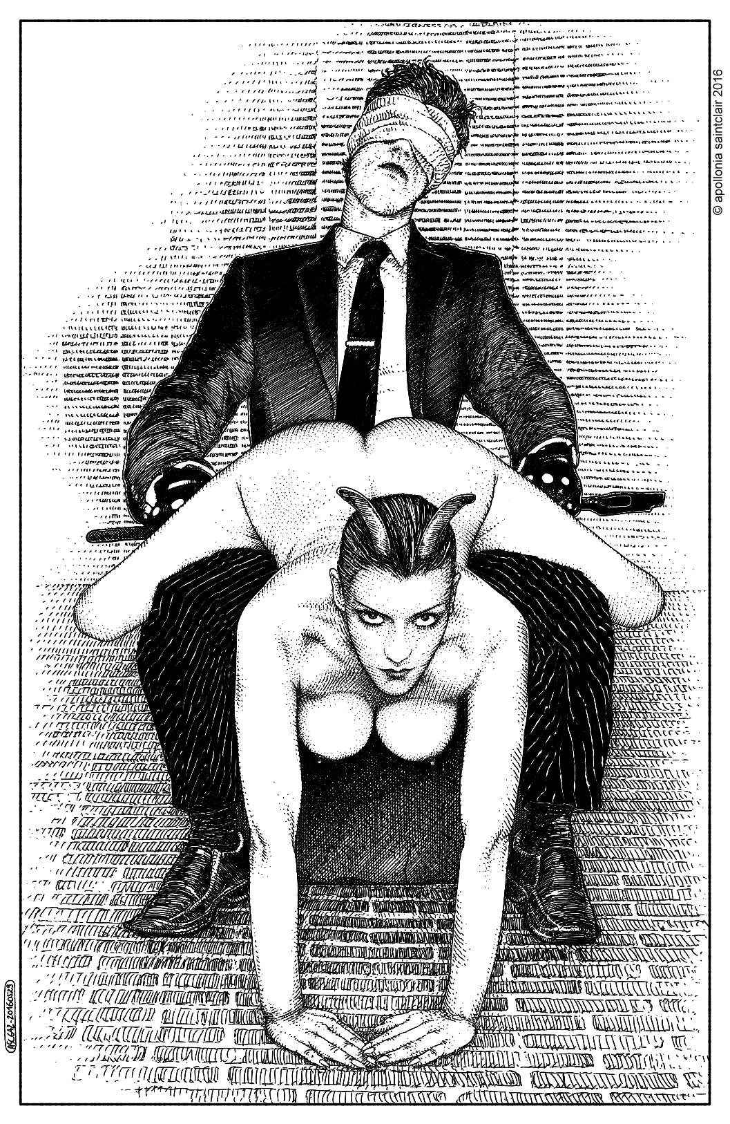 by Apollonia Saintclair