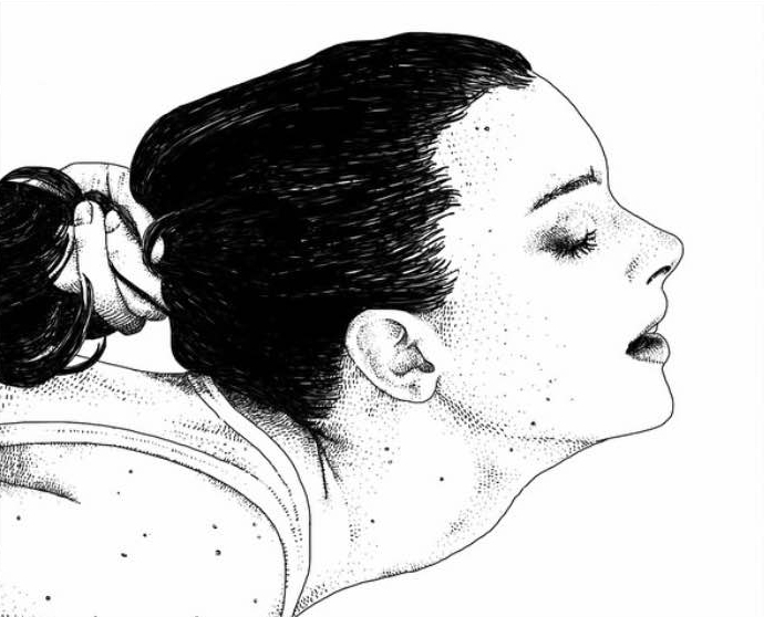ink by Apollonia Saintclair