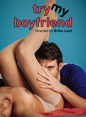 Try my boyfriend - Her boyfriend was so good at eating her that she just couldn't keep it to herself. It wasn't fair!