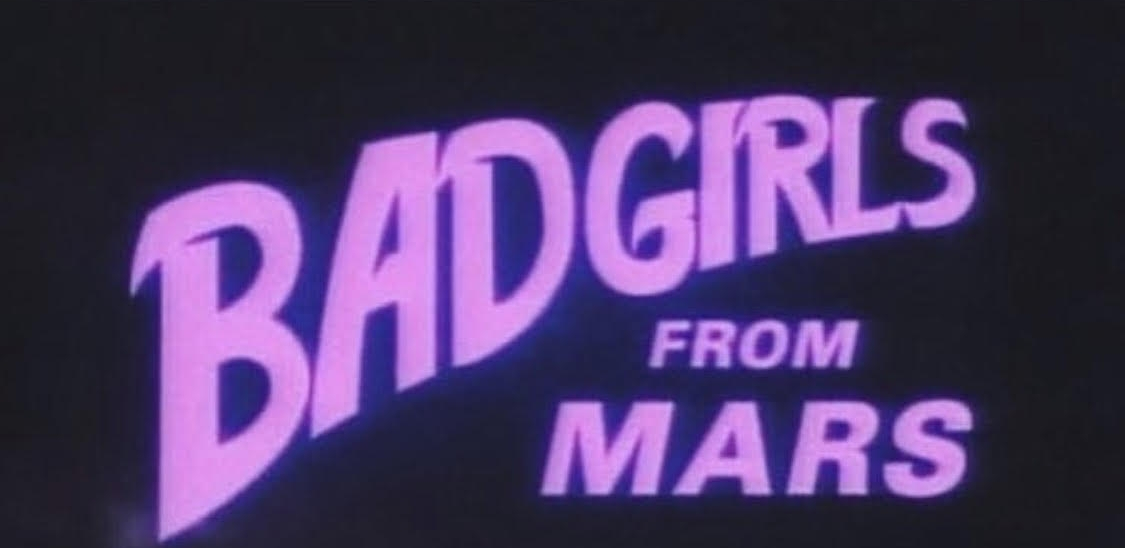 BAD Girls from Mars meetup