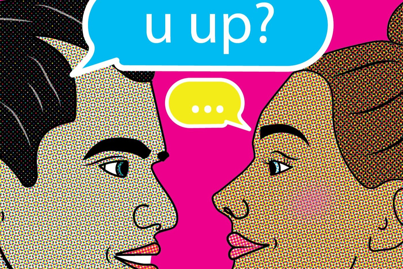 U UP? - A millennial dating comedy podcast
