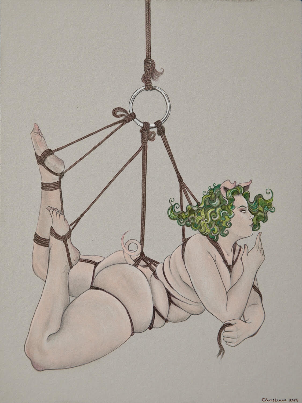 Sierra Hawg by Christiane Shillito