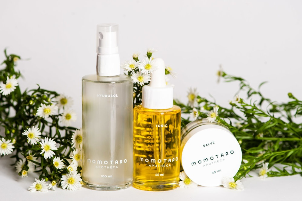 Momotaro Apotheca's products are simple & pure