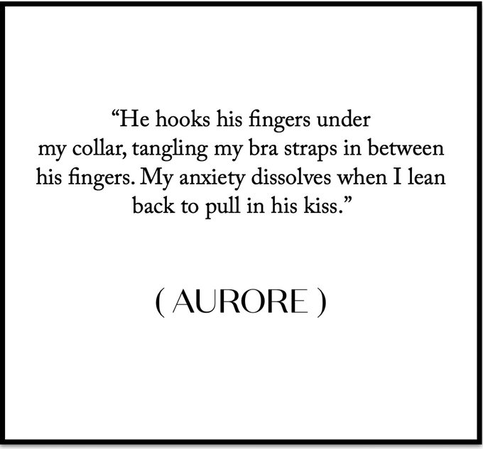 "An excerpt from the erotic short story ""Falling Ears"". Read more by clicking  < here >"