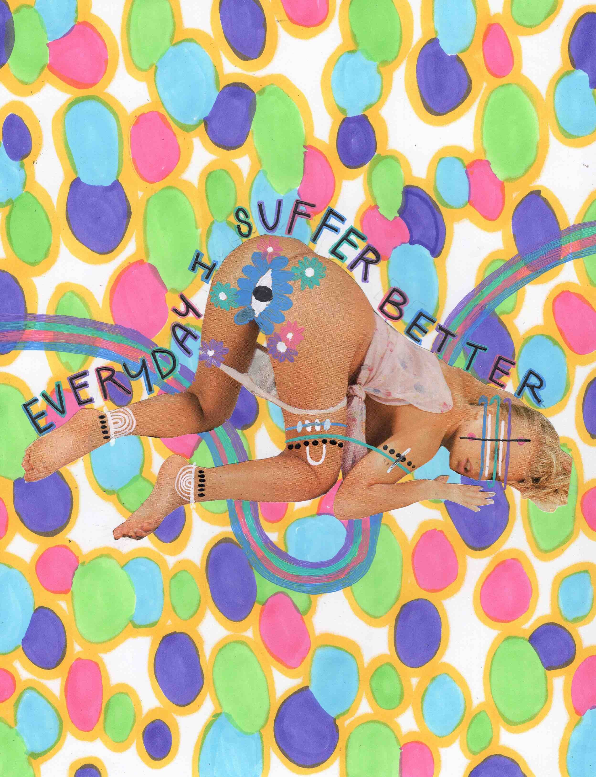 'Suffer Better' by Sarah Barnfart