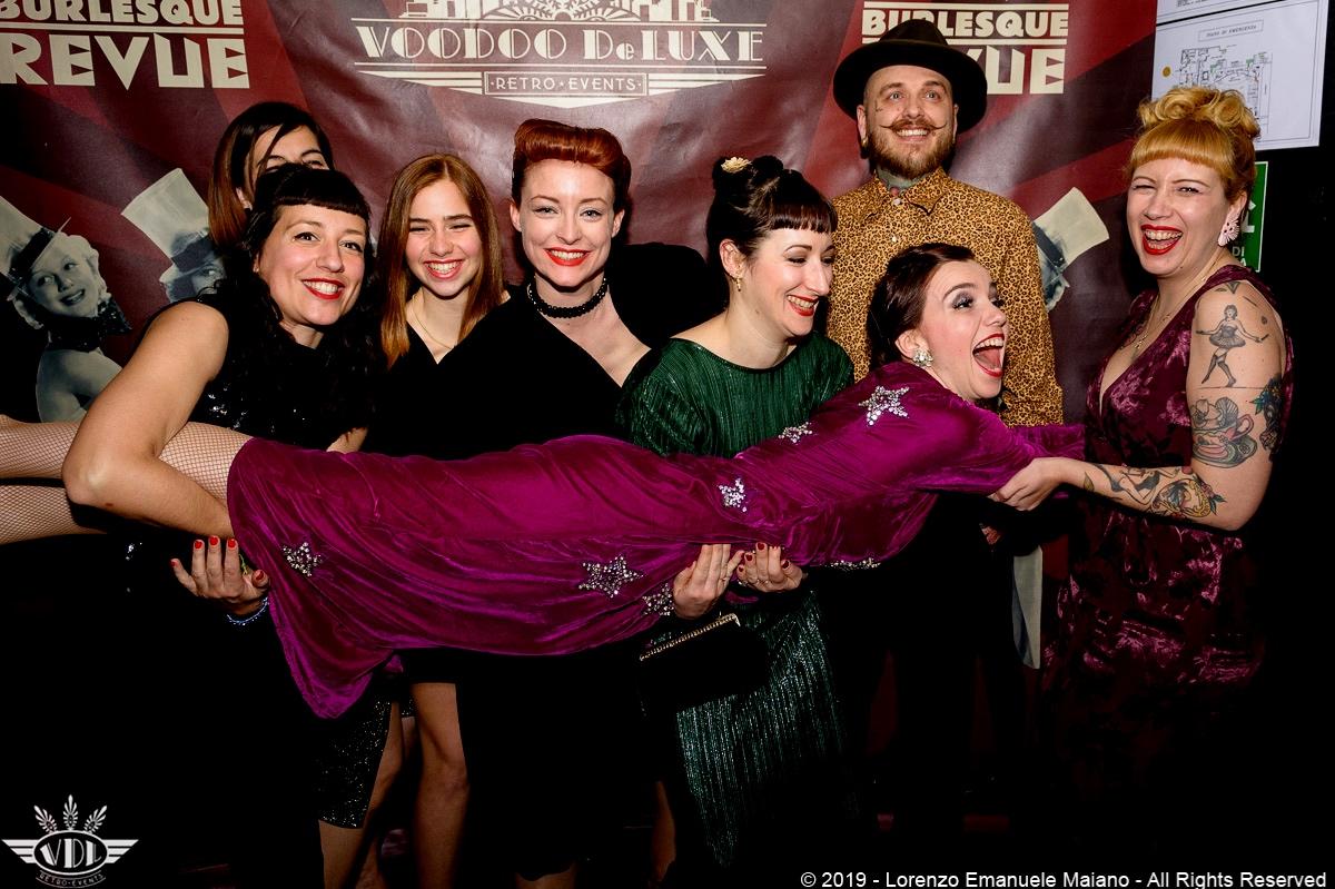 Burlesque Clubbers
