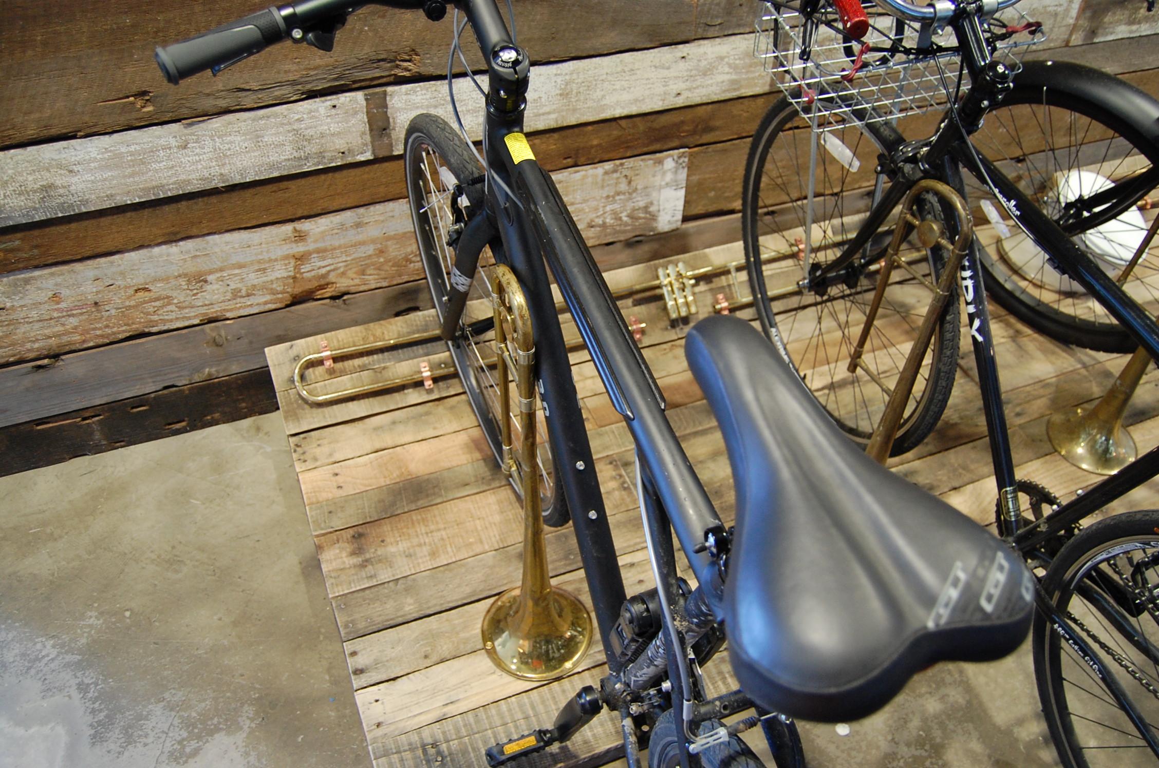Custom Bike Rack