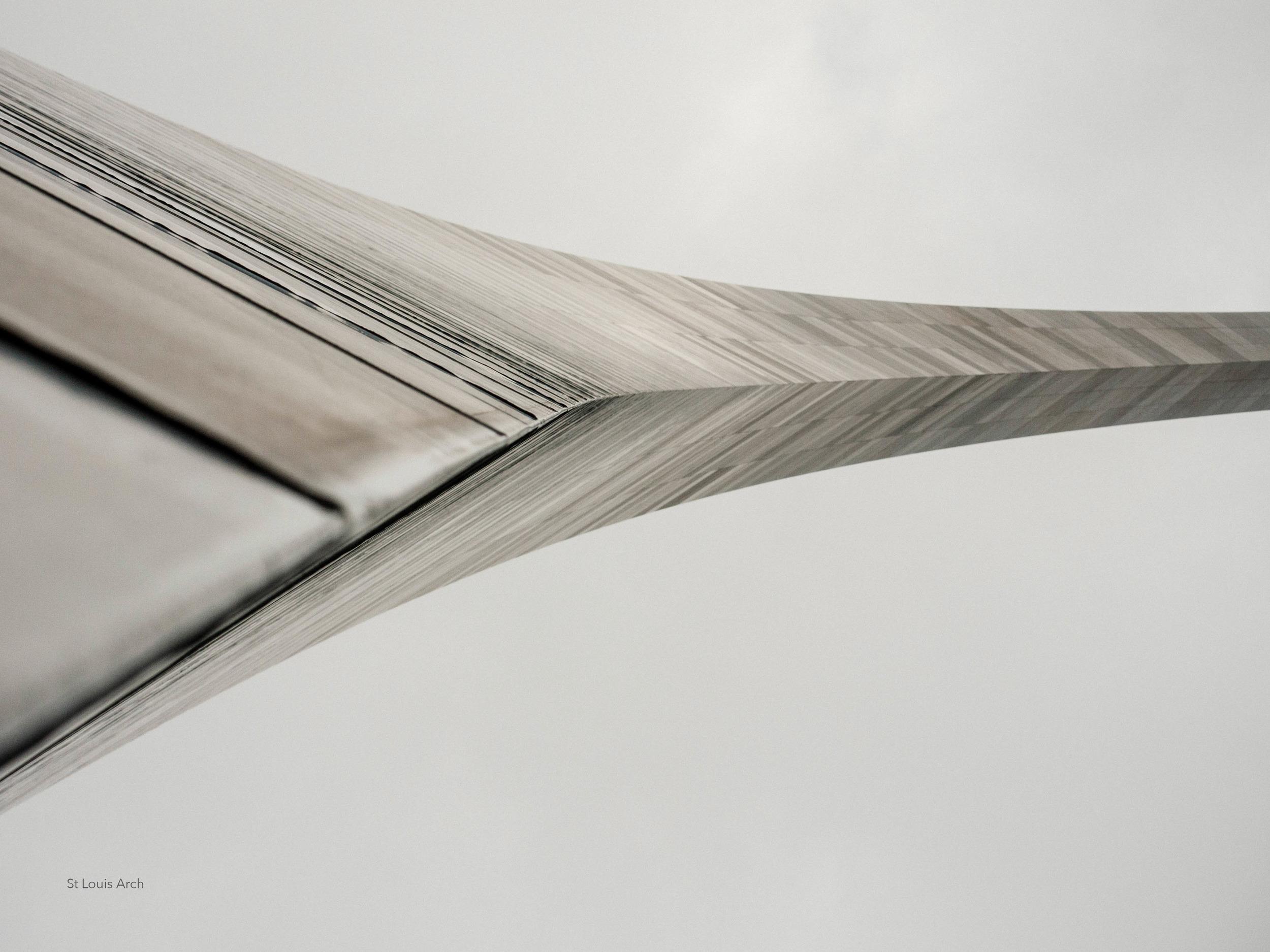 St Louis Gateway Arch photo spread