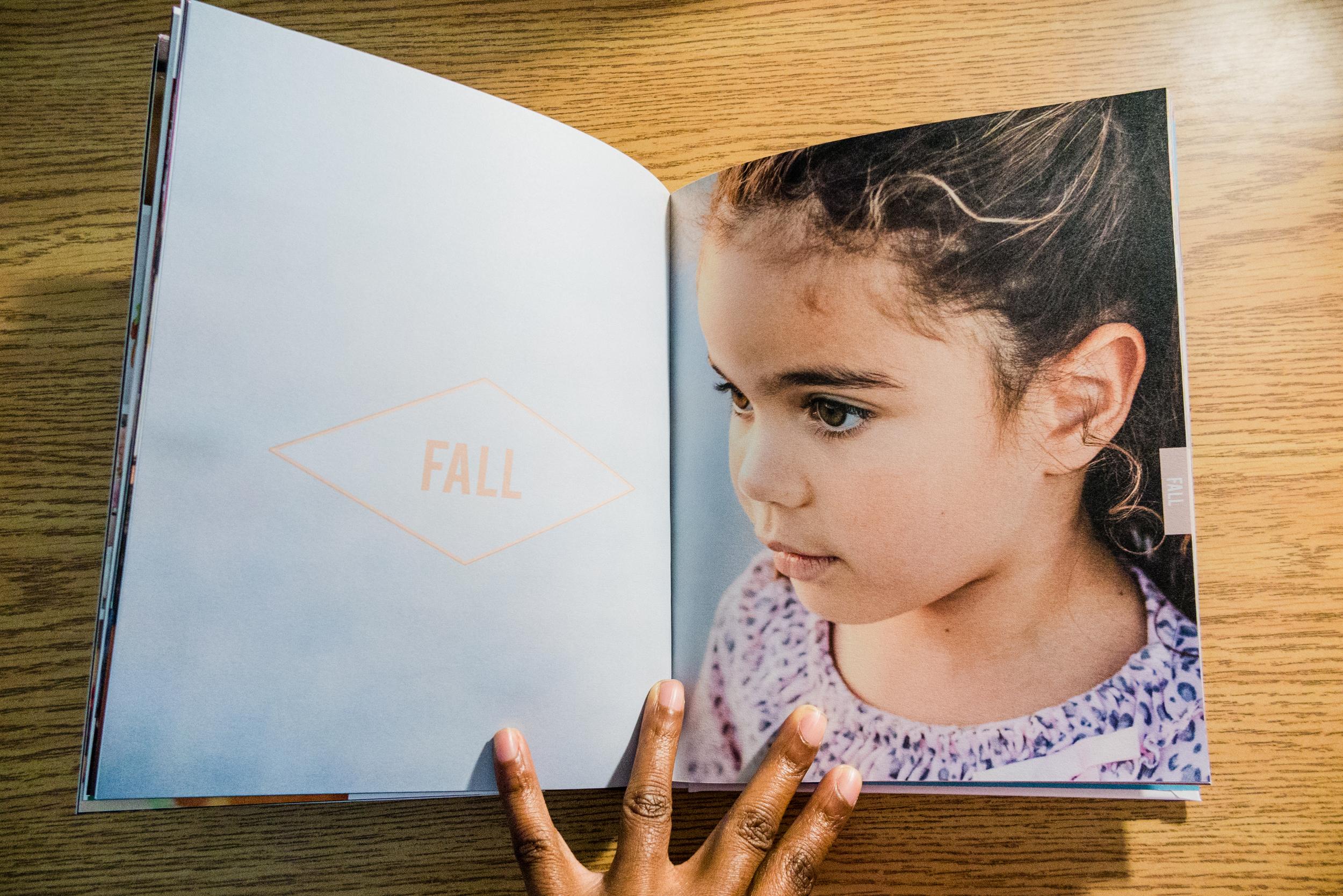 8x10 Blurb photo book | annual family album | yolandamadethis.com