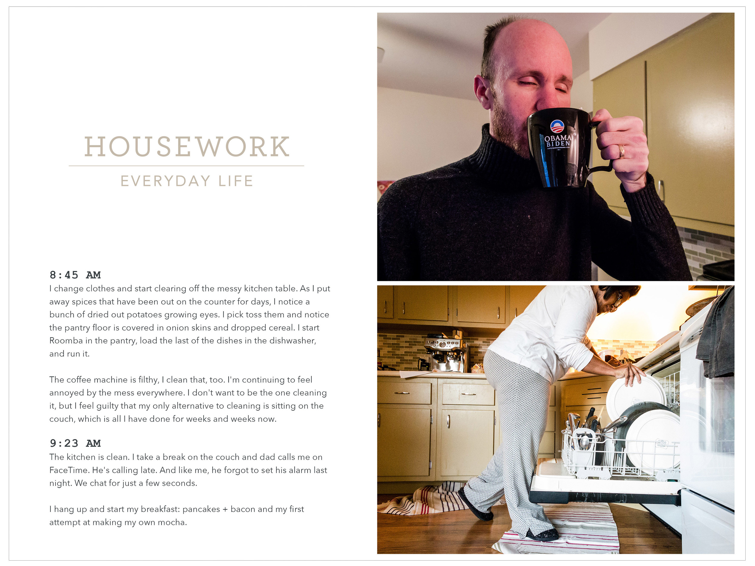 Week in the Life 2014-Thursday: AM | yolandamadethis.com