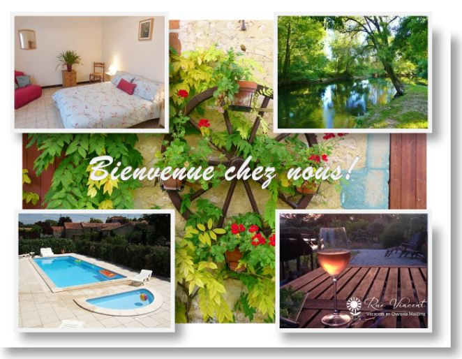 Le Vincent, our cosy holiday cottage, is now open for bookings between May and September 2015.