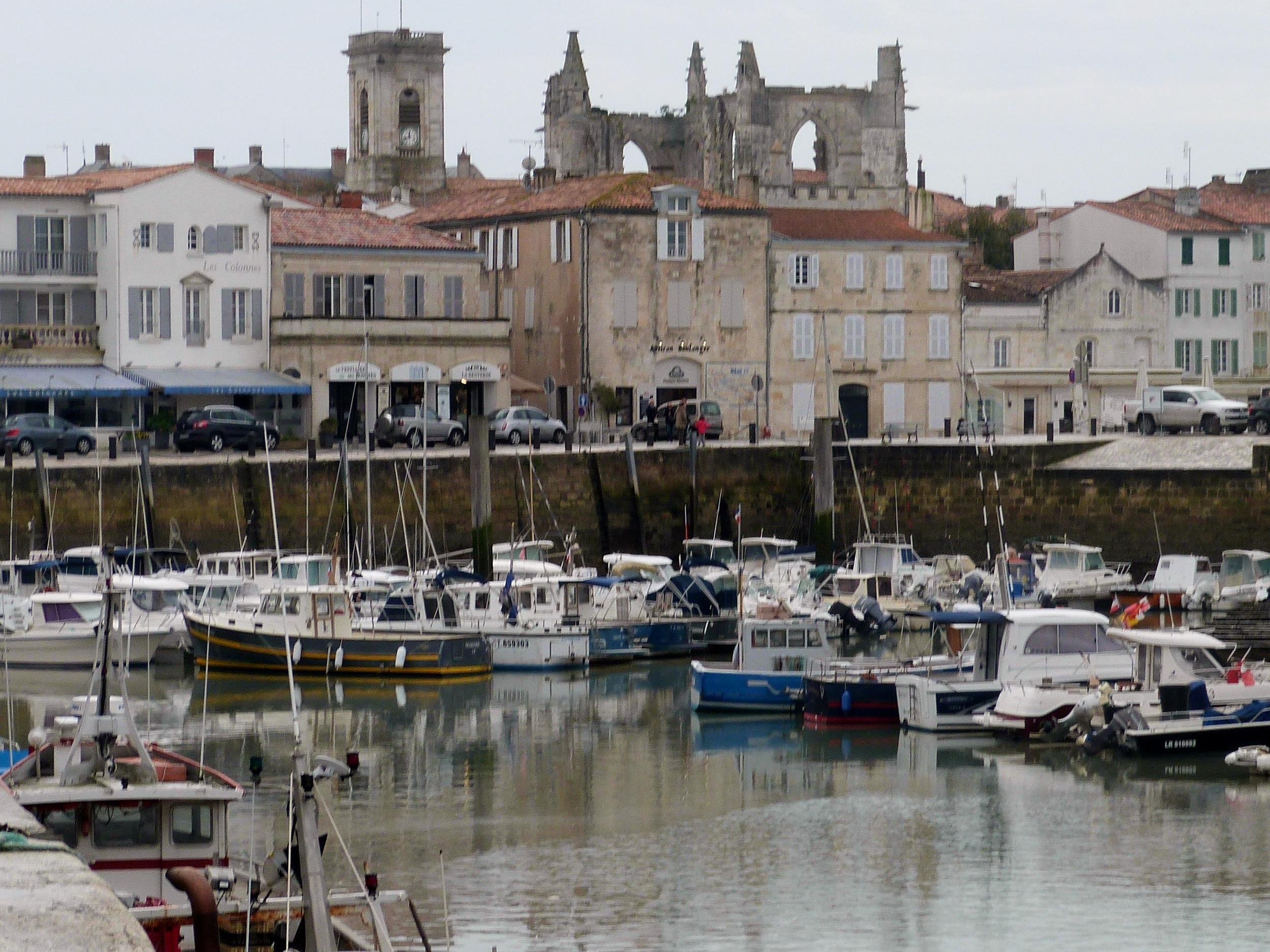 Le port - St. Martin de Ré