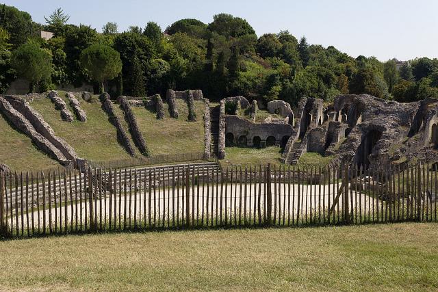 Saintes amphitheatre flikr med Maxence Lagalle.jpg