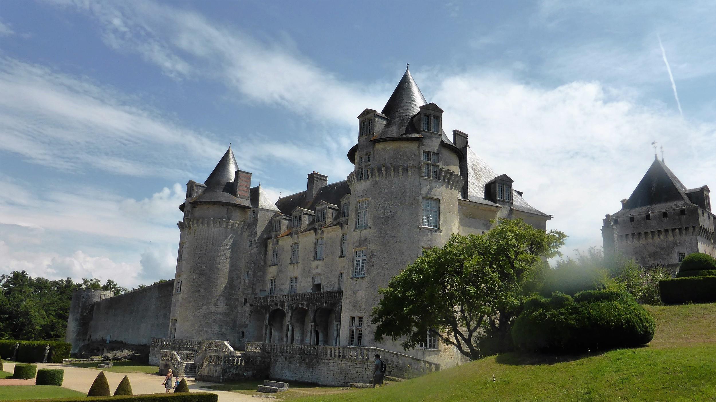 Château de la Roche Courbon