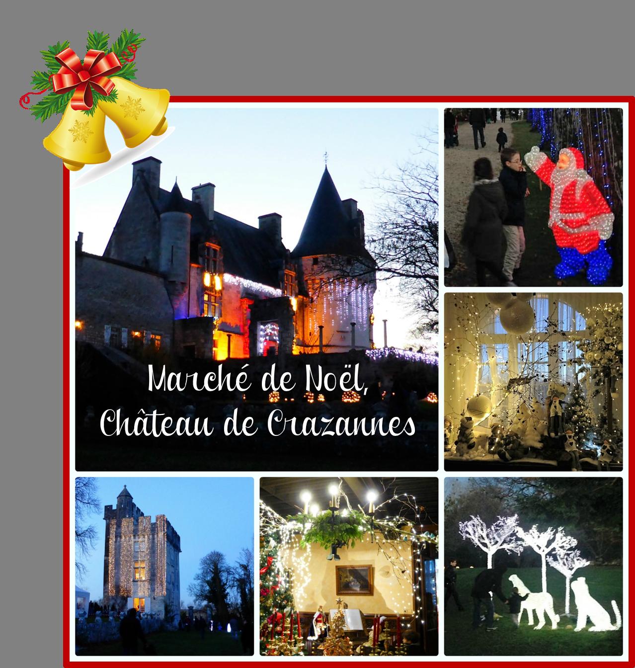 Crazannes festive collage