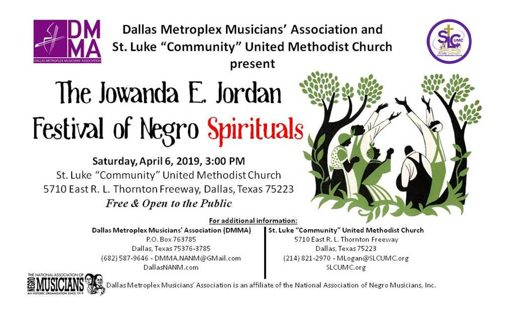 Jowanda Jordan Festival of Negro Spirituals 2019 - Facebook Event 20190323-01.jpg