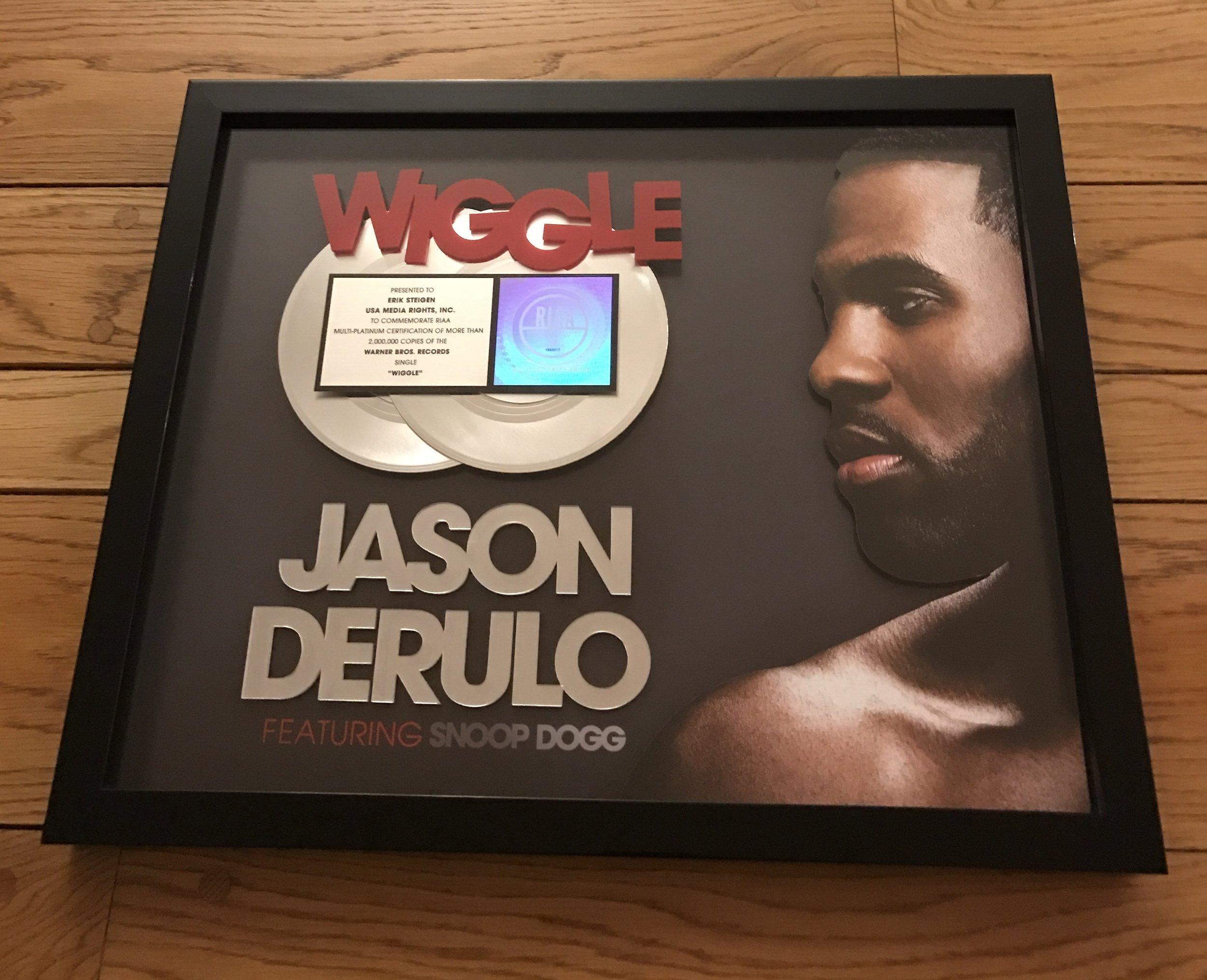 Jason Derulo Wiggle plaque.jpg