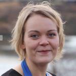 Guðrún Harpa Heimisdóttir formaður Hugarfars