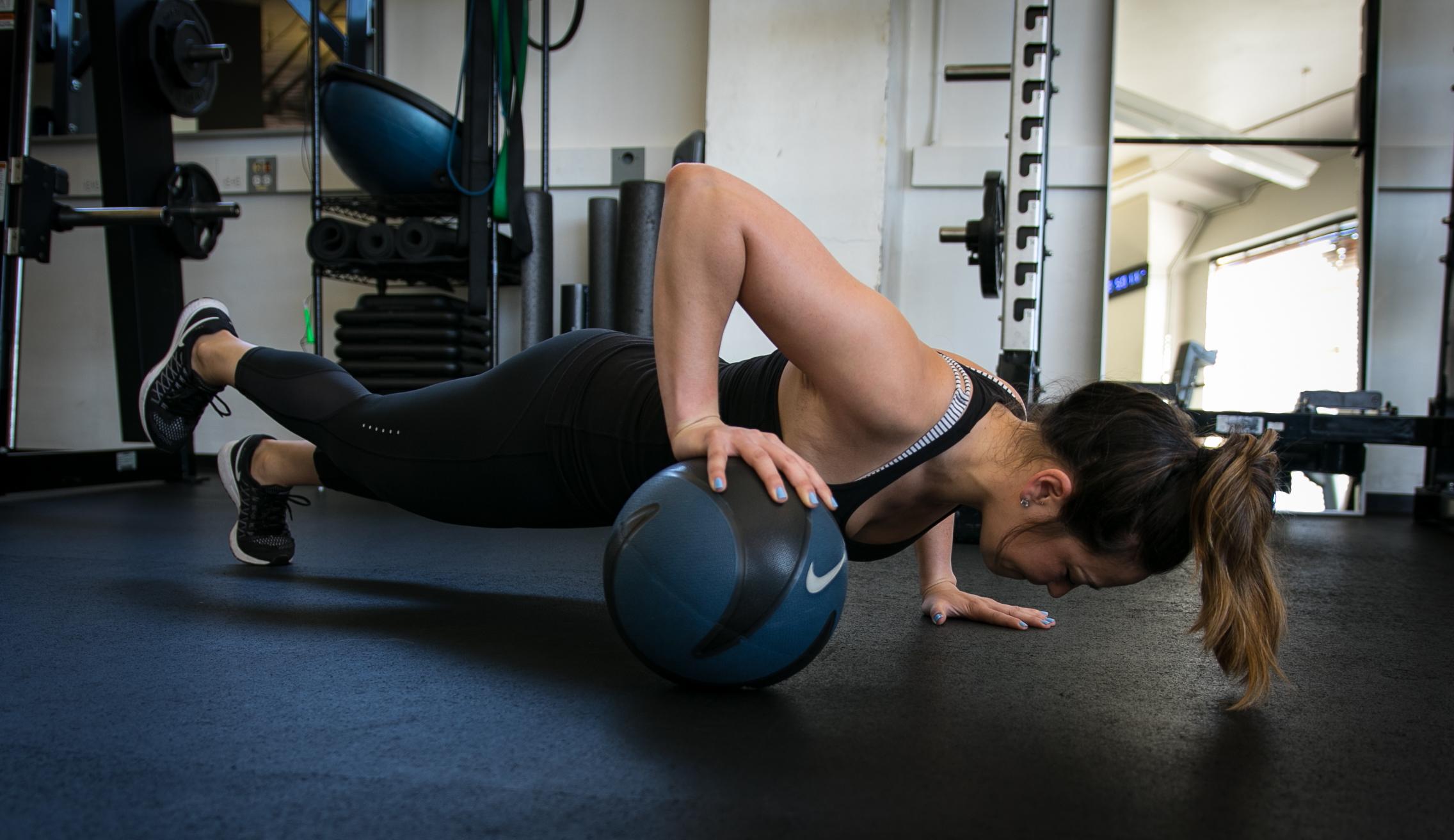 DIAKADI Trainer  Erin Seto , graduate of Arizona University's Kinesiology program and Strength Specialist.