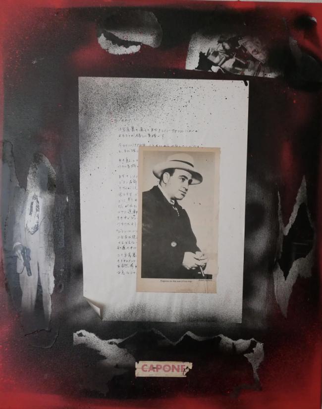 Al Capone art san francisco eastbaywolf.png