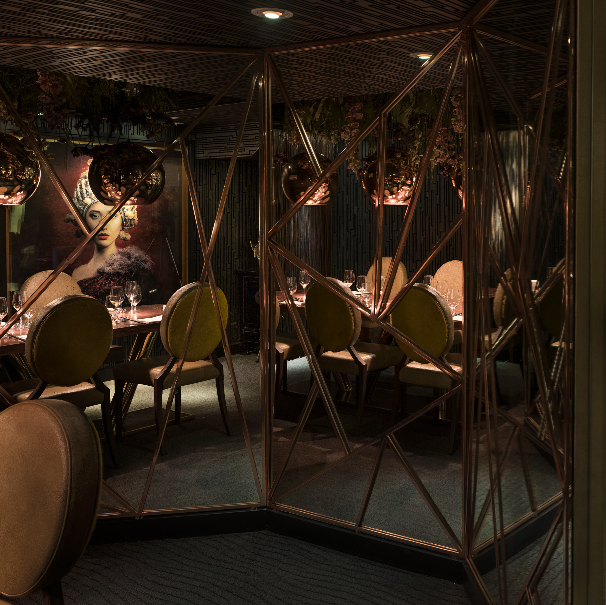 Kai Mayfair Private Room