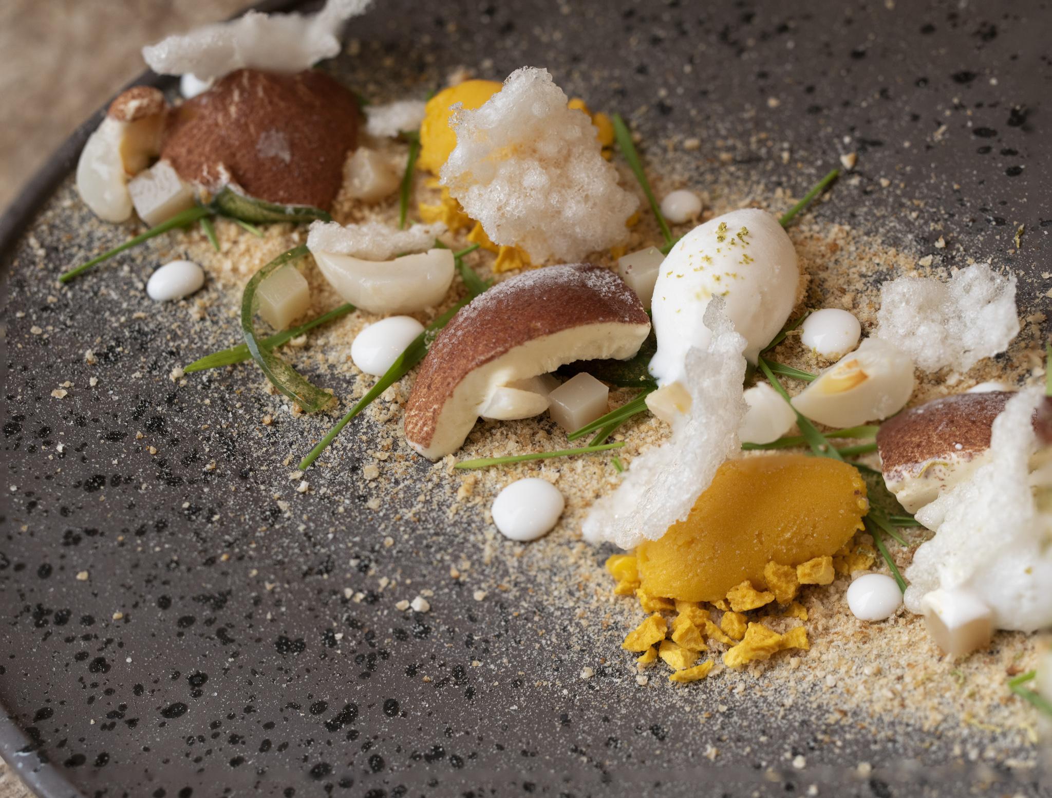 Kai Mayfair - Dessert - Coconut, Lychee & Mango by the Beach.jpg