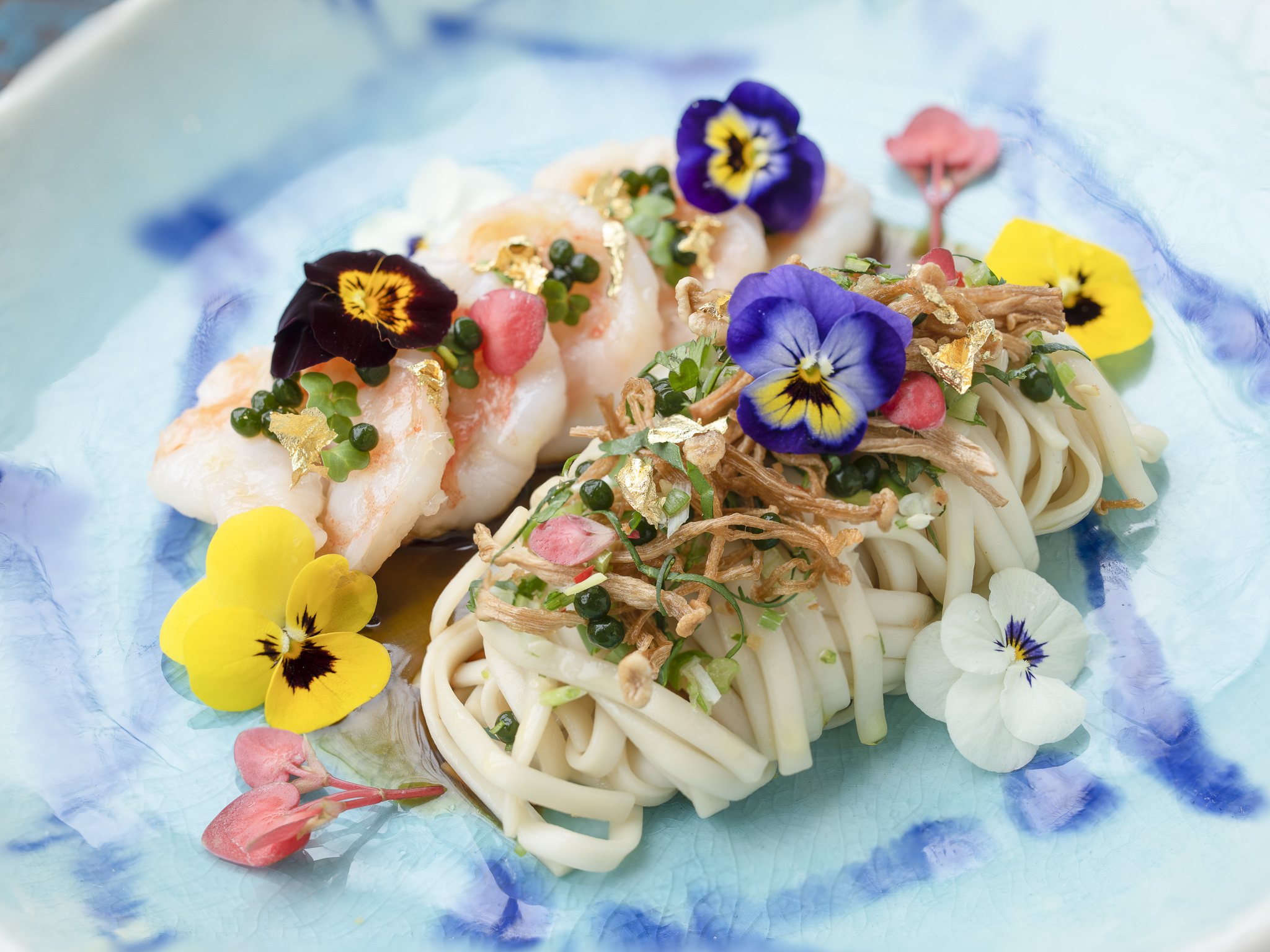 116b Kai - Cold Lai Mien Noodle with Prawns and Enoki Mushrooms.jpg