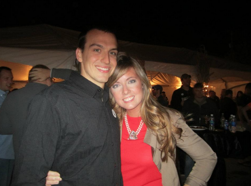 At our first American Royalin KC in 2011.