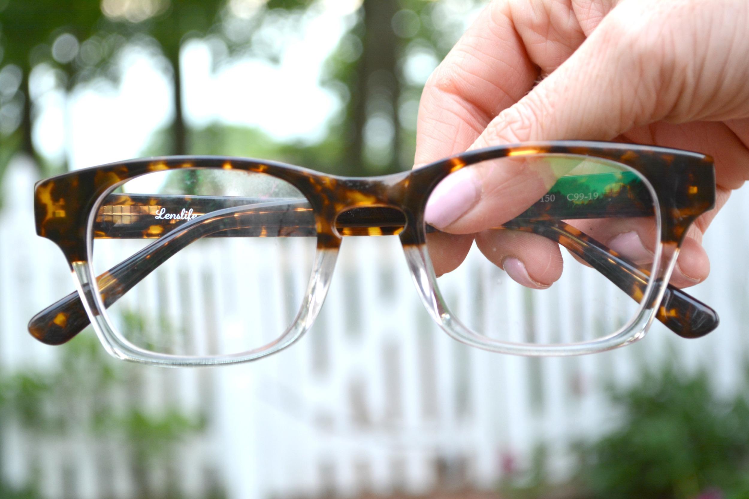 Polette Columbia eye glasses on Sophisticaited.com