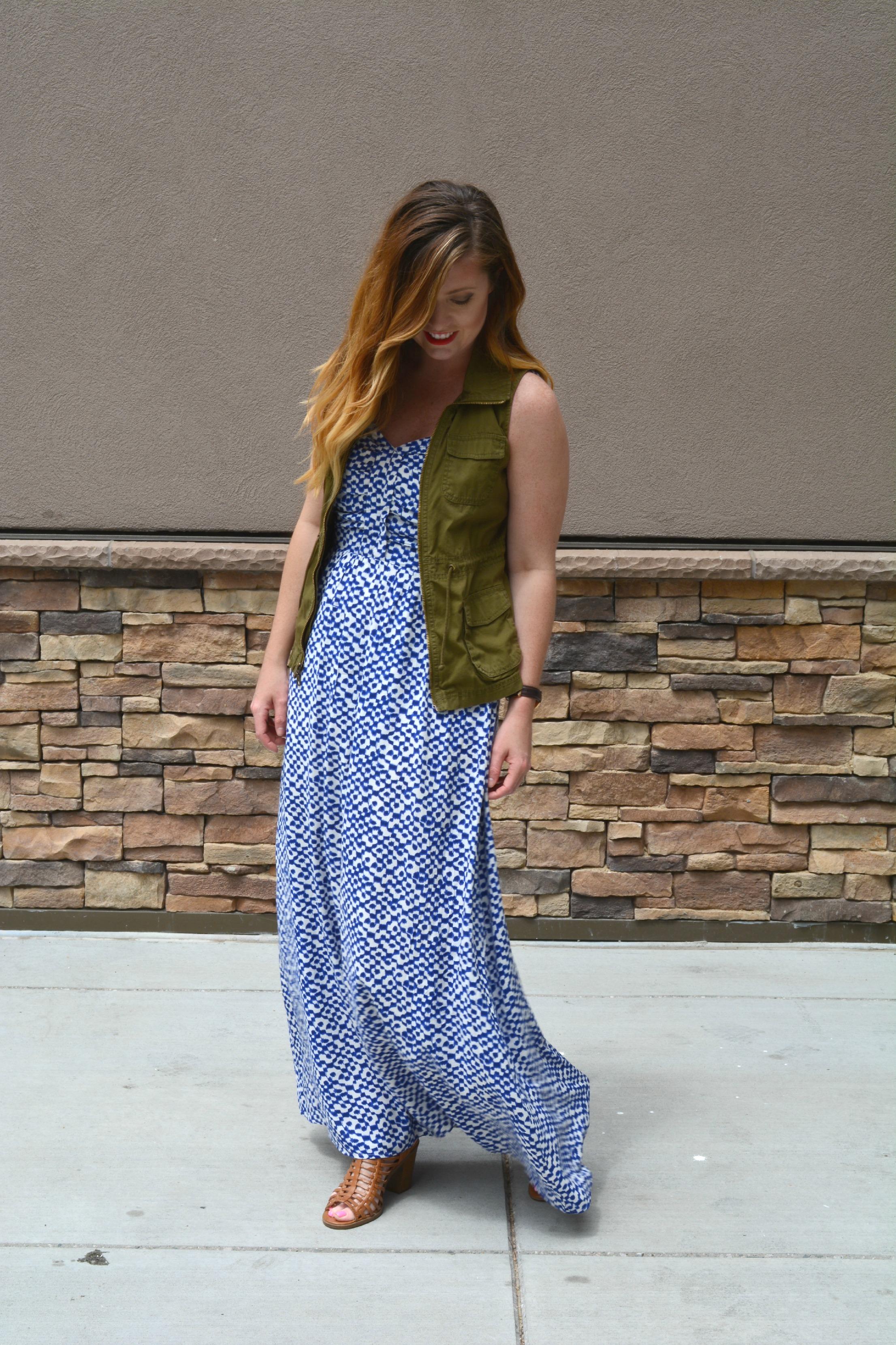 Shop Scoobie maxi dress