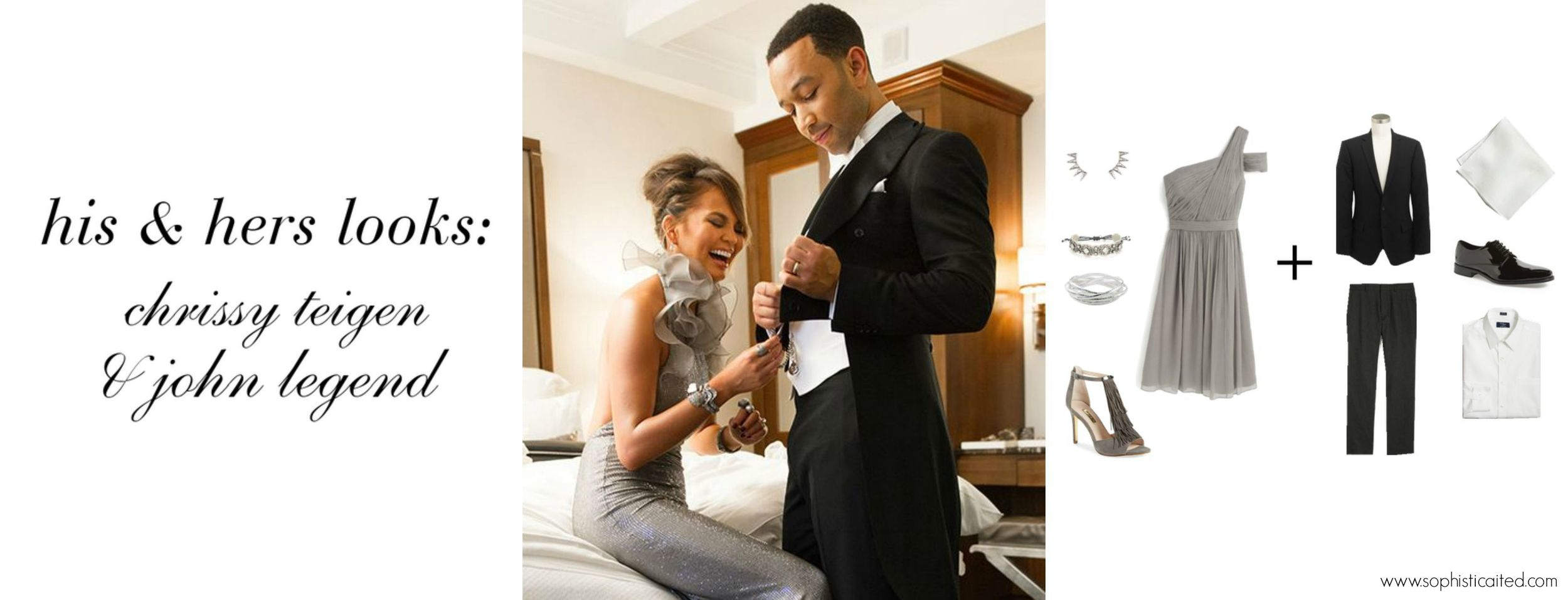 Couples outfit on Sophisticaited.com